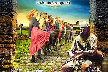 Irish Celtic, Le Chemin des légendes - REPORTE