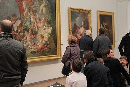 """""""Contrepoint !"""", au musée des beaux-arts"""