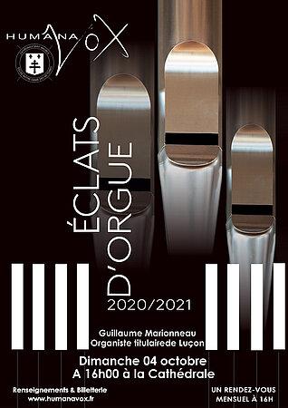 """Concert d'orgue """"L'orgue Nuptial"""""""