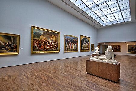 Braderie au musée des beaux-arts