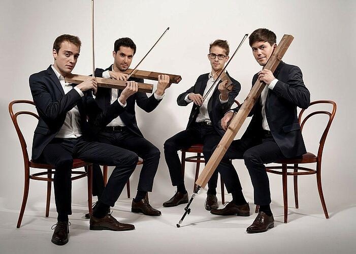 Quatuor Yako