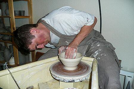 Atelier de création céramique
