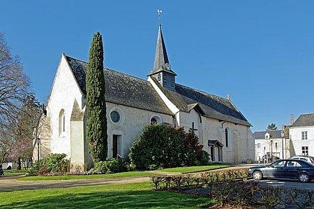 Visite guidée de Beaucouzé : son histoire contée par ses édifices