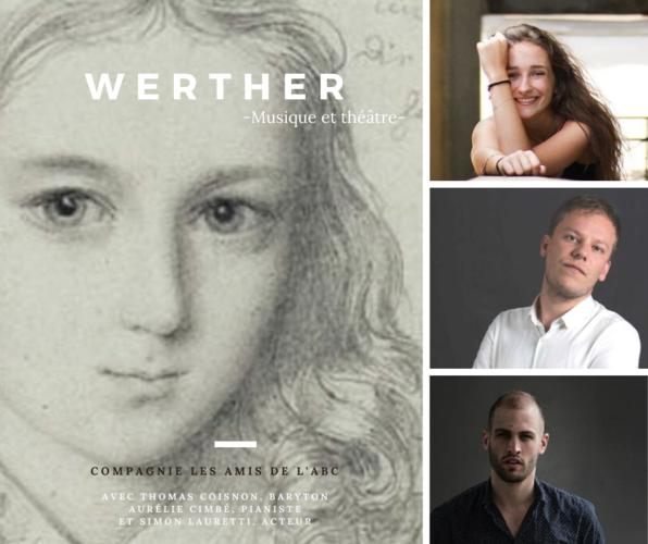 Werther - répétition publique
