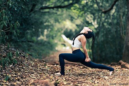 Stretching nature