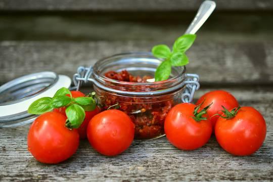 Atelier cuisine : Mangez vos légumes d'été toute l'année