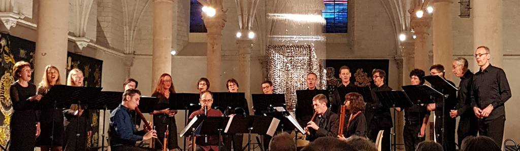 Concert de l'ensemble Fiori musicali