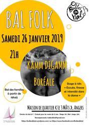 Bulles de Bal Bal folk
