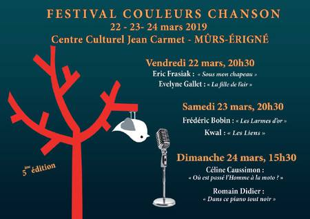 Festival Couleurs Chanson