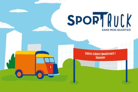 Le Sport Truck dans mon quartier