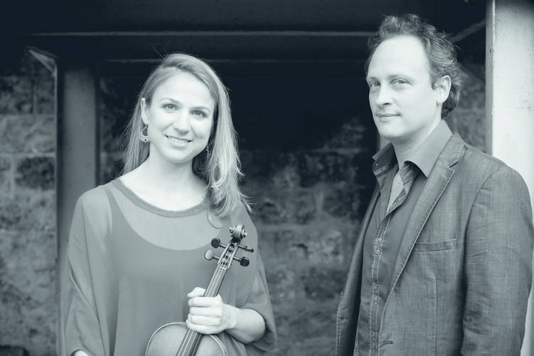Deborah Nemtanu et Romain Descharmes