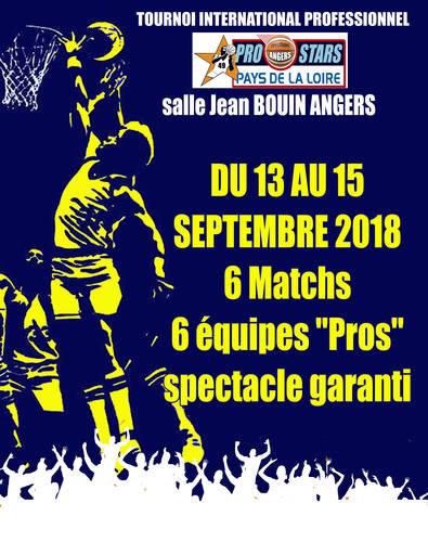 Pro stars Angers Pays de la Loire