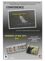 Image Conférence de Yannick Le Boulicaut