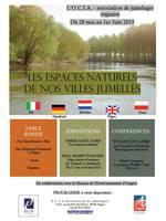 Image Colloque sur les espaces naturels des villes jumelles d'Angers