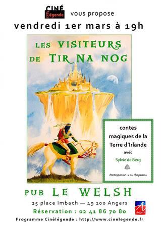 Les visiteurs de Tir Na Nog