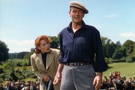 L'Homme tranquille, de John Ford, avec John Wayne et Maureen O'Hara