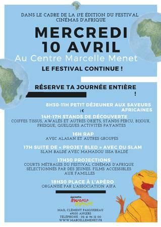 Festival Cinémas d'Afrique