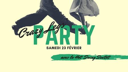 Crazy Legs' Party