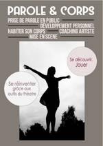 """Image Atelier """"Parole et corps"""""""