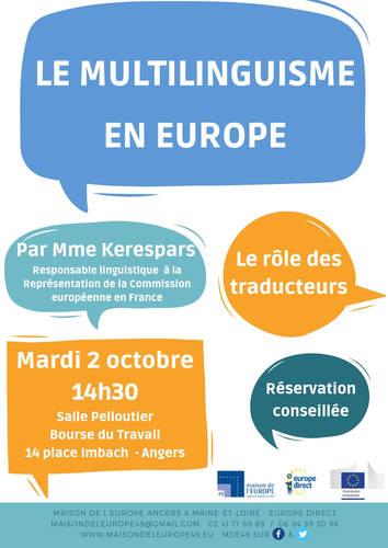 Le multilinguisme en Europe