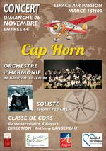 Image Concert Cap Horn