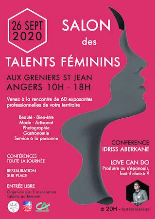 Salon des talents féminins