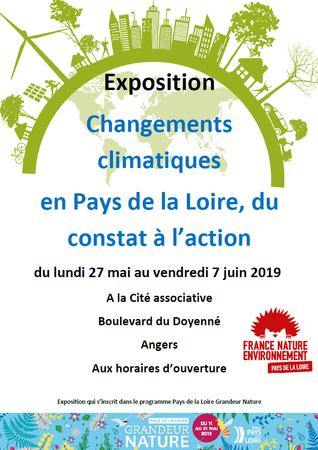 Changements climatiques en Pays de la Loire, du constat à l'action