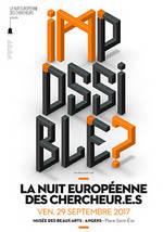 Image Nuit européenne des chercheurs