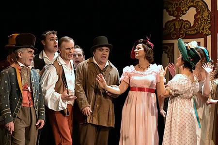 Goûter-concert: les gourmandises de l'opéra-bouffe