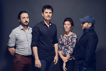 Azadi Quartet + Philippe Beau