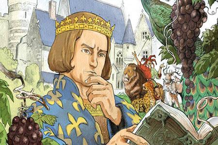 Dédicace: Angers, de Dumnacus au Roi René