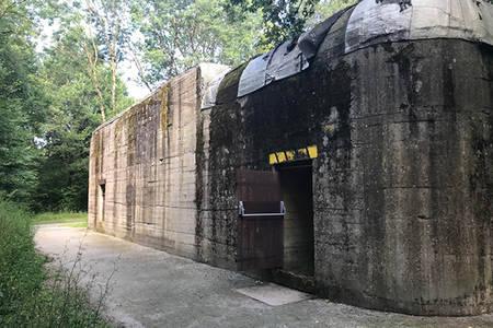 Visite libre du mémorial des Bunkers de Pignerolle