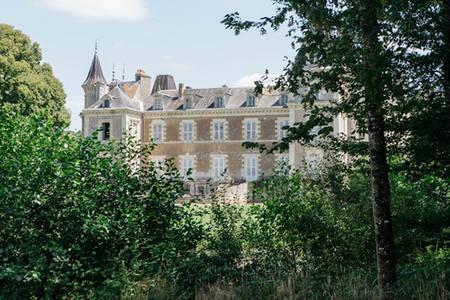 Visite libre du château de la Thibaudière