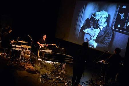 Les Ateliers d'Angers - Ciné-concert en plein air