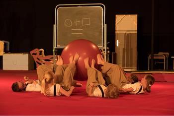Stage d'initiation aux arts du cirque