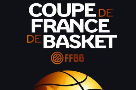 Coupe de France de basket - Top 8 // RENCONTRE ANNULEE