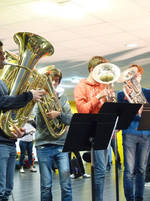 Brass band / DJ