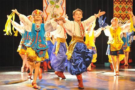 Danses et chants d'Ukraine