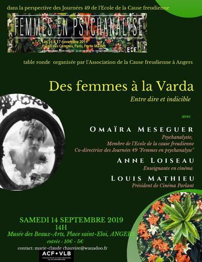 Des femmes à la Varda