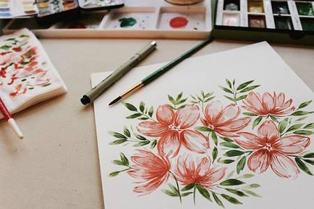 Découvrir les plantes à travers le dessin