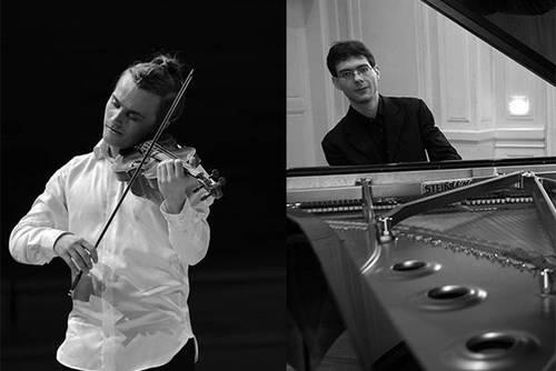 Dmitry Smirnov, violon, et Marco Scilironi, piano - spectacle annulé
