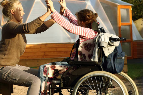 """Journée """"La Famille à l'épreuve du handicap"""""""