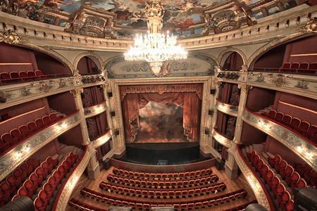 Visite flash de la salle de spectacle du Grand-Théâtre