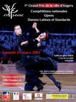 Image Compétitions nationales et opens, danses latines et standards