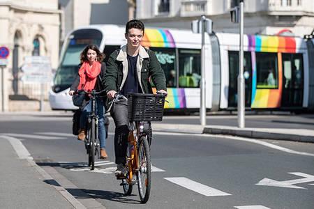 Escapade à vélo