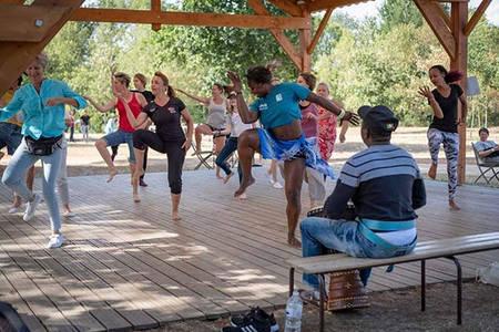 Initiation danses africaines