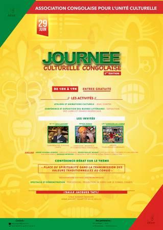 Journée Culturelle Congolaise