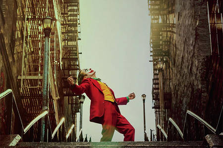 Joker - Soirée ciné-débat // ANNULE