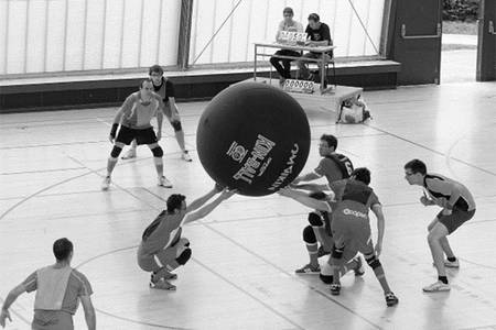 Championnat de France de kin ball