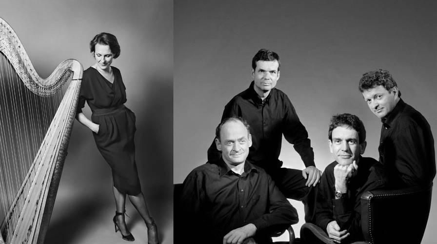 Marie-Pierre Langlamet - Quatuor Sine Nomine